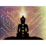 Puzzle  Grafika-01244 Bouddha