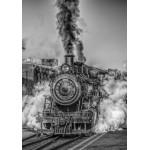 Puzzle  Grafika-01258 Locomotive à Vapeur