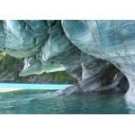 Puzzle  Grafika-01275 Grotte de Marbre Bleu, Chili
