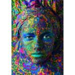 Puzzle  Grafika-01299 Face Art : Portrait de Femme