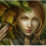 Puzzle  Grafika-01394 The Leaf Say