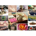 Puzzle  Grafika-01407 Collage - Thés