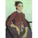 Puzzle  Grafika-01526 Vincent Van Gogh - La Mousmé, 1888