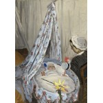 Puzzle  Grafika-01529 Claude Monet - The Cradle - Camille with the Artist's Son Jean, 1867