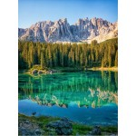 Puzzle  Grafika-01548 Dolomites, Italie