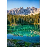 Puzzle  Grafika-01549 Dolomites, Italie