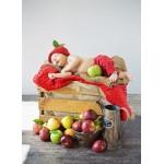 Puzzle  Grafika-01613 Konrad Bak: Baby and Apples
