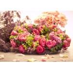 Puzzle  Grafika-01636 Bouquet Vintage
