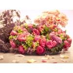 Puzzle  Grafika-01637 Bouquet Vintage