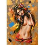 Puzzle  Grafika-01669 Magnifique Femme nue