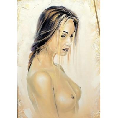 Puzzle Grafika-01671 Magnifique Femme nue