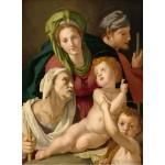 Puzzle  Grafika-01703 Agnolo Bronzino : La Sainte Famille, 1527/1528