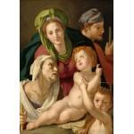 Puzzle  Grafika-01704 Agnolo Bronzino : La Sainte Famille, 1527/1528