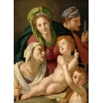 Puzzle  Grafika-01705 Agnolo Bronzino : La Sainte Famille, 1527/1528