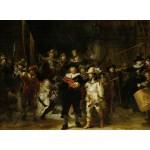 Puzzle  Grafika-01731 Rembrandt - La Ronde de Nuit, 1642