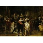 Puzzle  Grafika-01732 Rembrandt - La Ronde de Nuit, 1642