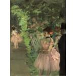 Puzzle  Grafika-01762 Edgar Degas : Danseuse en Coulisse, 1876/1883