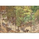 Puzzle  Grafika-01787 Edouard Vuillard : Place Vintimille, 1911