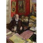 Puzzle  Grafika-01805 Edouard Vuillard : Théodore Duret, 1912