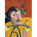 Puzzle  Grafika-01823 Paul Gauguin : Autoportrait, 1889