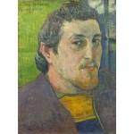 Puzzle  Grafika-01836 Paul Gauguin : Autoportrait Dédicacé à Carrière, 1888-1889