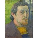 Puzzle  Grafika-01838 Paul Gauguin : Autoportrait Dédicacé à Carrière, 1888-1889