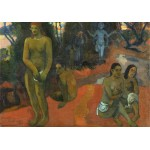 Puzzle  Grafika-01840 Pau Gauguin : Te Pape Nave Nave (Eaux Délectables), 1898