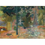 Puzzle  Grafika-01843 Paul Gauguin : Les Baigneuses, 1897