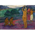 Puzzle  Grafika-01851 Paul Gauguin : L'Invocation, 1903