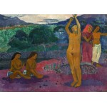Puzzle  Grafika-01852 Paul Gauguin : L'Invocation, 1903