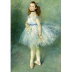 Puzzle  Grafika-01862 Auguste Renoir : La danseuse, 1874