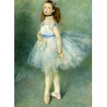 Puzzle  Grafika-01863 Auguste Renoir : La danseuse, 1874