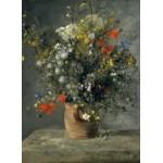 Puzzle  Grafika-01873 Auguste Renoir : Fleurs dans un Vase, 1866