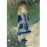 Puzzle  Grafika-01881 Auguste Renoir : Fillette à l'arrosoir, 1876