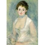 Puzzle  Grafika-01883 Auguste Renoir : Madame Henriot, 1876