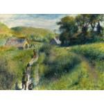Puzzle  Grafika-01885 Auguste Renoir : Les Vendangeurs, 1879