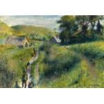 Puzzle  Grafika-01886 Auguste Renoir : Les Vendangeurs, 1879