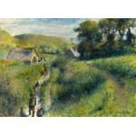 Puzzle  Grafika-01887 Auguste Renoir : Les Vendangeurs, 1879