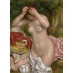 Puzzle  Grafika-01899 Auguste Renoir : Baigneuse Arrangeant Ses Cheveux, 1893