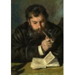 Puzzle  Grafika-01913 Auguste Renoir : Claude Monet, 1872