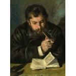 Puzzle  Grafika-01914 Auguste Renoir : Claude Monet, 1872