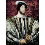 Puzzle  Grafika-01970 Jean Clouet : Portrait de François Ier, roi de France, 1530