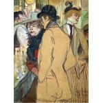 Puzzle  Grafika-01993 Henri de Toulouse-Lautrec : Alfred la Guigne, 1894