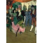 Puzzle  Grafika-01995 Henri de Toulouse-Lautrec : Marcelle Lender Dansant le Bolero en Chilpéric, 1895-1896