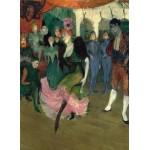 Puzzle  Grafika-01996 Henri de Toulouse-Lautrec : Marcelle Lender Dansant le Bolero en Chilpéric, 1895-1896