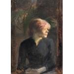 Puzzle  Grafika-01998 Henri de Toulouse-Lautrec : Carmen Gaudin, 1885