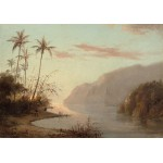 Puzzle  Grafika-02016 Camille Pissarro : Creek in St. Thomas, Virgin Islands, 1856
