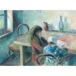 Puzzle  Grafika-02042 Camille Pissarro : Les Enfants, 1880