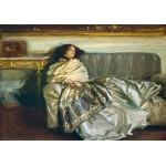 Puzzle  Grafika-02049 John Singer Sargent : Nonchaloir (Repose), 1911