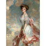 Puzzle  Grafika-02051 John Singer Sargent : Miss Mathilde Townsend, 1907